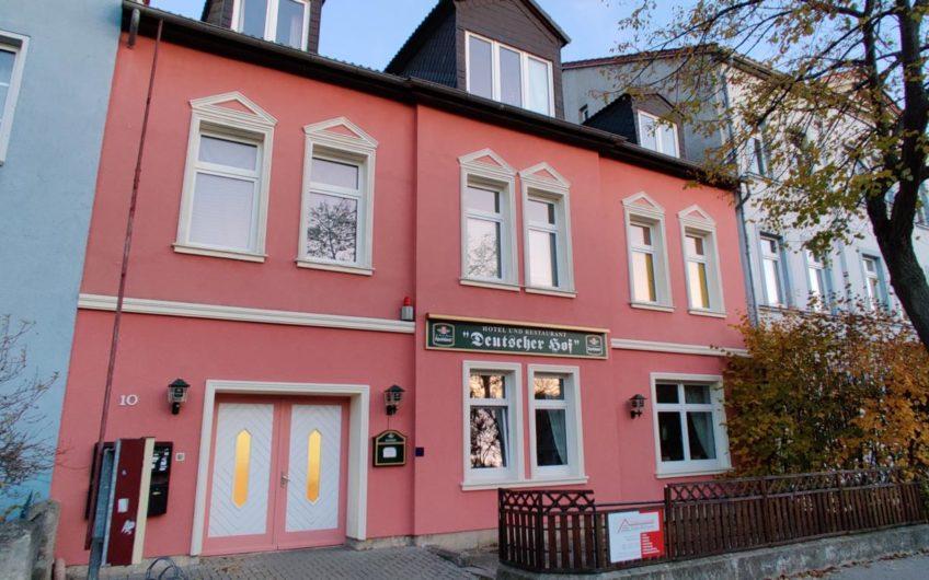 Deutscher Hof in Naumburg