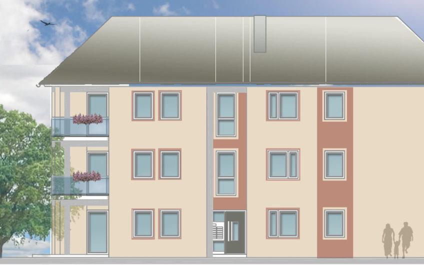 2 Raum Whg. Stadtvilla Weimarer Straße