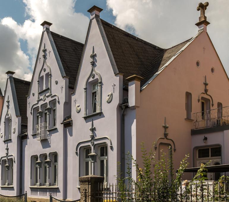 2-Raum Wohnung Bürgergartenstr. 1